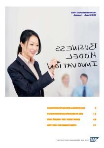 SAP-Zwischenbericht Januar - Juni 2007
