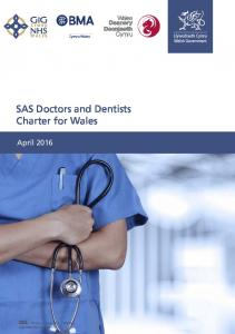 SAS Doctors and Dentists Charter for Wales