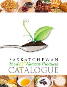SASKATCHEWAN. Food Natural Products