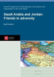 Saudi Arabia and Jordan: Friends in adversity