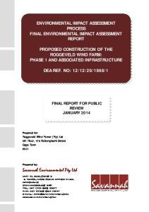 Savannah Environmental Pty Ltd