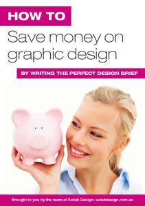 Save money on graphic design