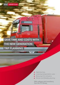 SAVE TIME AND COSTS WITH THE NEW GENERATION TRIP PLANNING