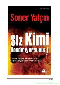 Sayfa 1. downloaded from KitabYurdu.org