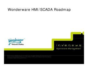 SCADA Roadmap