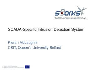 SCADA-Specific Intrusion Detection System
