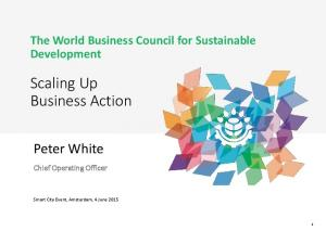 Scaling Up Business Action