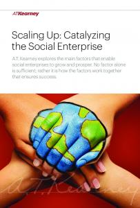 Scaling Up: Catalyzing the Social Enterprise