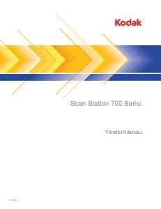 Scan Station 700 Serisi