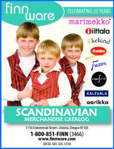 SCANDINAVIAN MERCHANDISE CATALOG