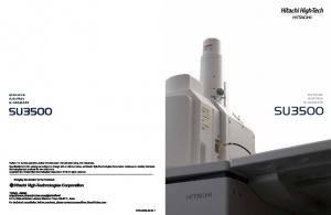 SCANNING ELECTRON MICROSCOPE SCANNING ELECTRON MICROSCOPE HTD-E