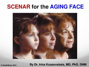 SCENAR for the AGING FACE
