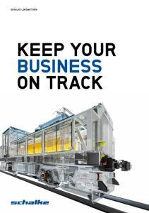 Schalke Lokomotiven. Keep your on track