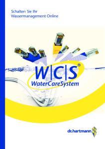 Schalten Sie Ihr Wassermanagement Online