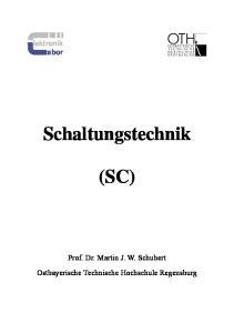 Schaltungstechnik (SC)