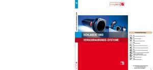 SCHLAUCH- UND VERSCHRAUBUNGS-SYSTEME