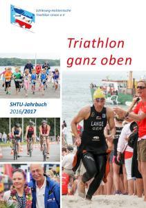 Schleswig-Holsteinische Triathlon-Union e.v. Triathlon ganz oben