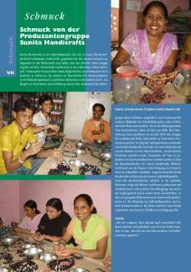 Schmuck. Schmuck von der Produzentengruppe Sunita Handicrafts. Schmuck V1I