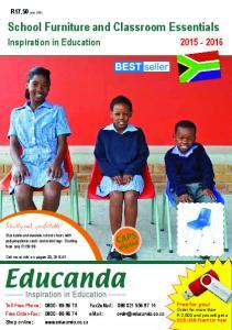 School Furniture and Classroom Essentials