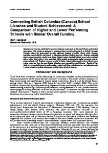 School Libraries Worldwide Volume 17, Number 1, January 2011