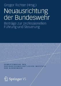 Schriftenreihe des Sozialwissenschaftlichen Instituts der Bundeswehr Band 12