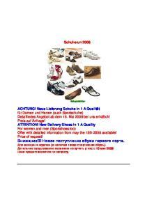 Schuhe Jun Beispielbilder
