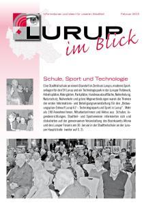 Schule, Sport und Technologie