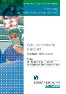 Schulterprothetik kompakt