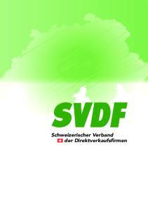 Schweizerischer Verband der Direktverkaufsfirmen