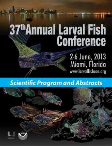 Scientific Program and Abstracts