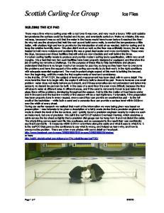 Scottish Curling-Ice Group