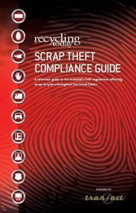 Scrap Theft Compliance Guide