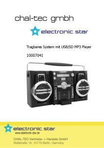 SD MP3 Player
