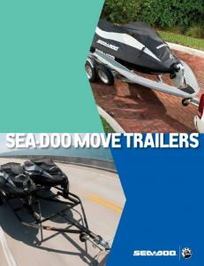 sea-doo move trailers