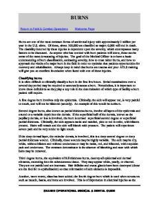 SEABEE OPERATIONAL MEDICAL & DENTAL GUIDE