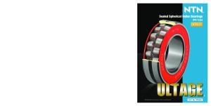 Sealed Spherical Roller Bearings [WA Type]