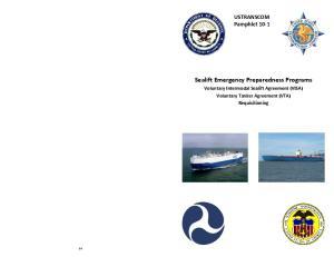 Sealift Emergency Preparedness Programs