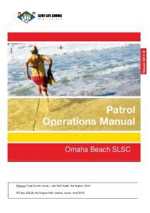 Season Season Omaha Beach SLSC