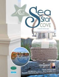 SeaStar A peaceful nautical escape