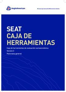 SEAT CAJA DE HERRAMIENTAS