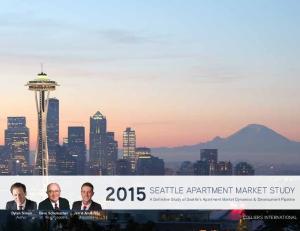 seattle apartment market study