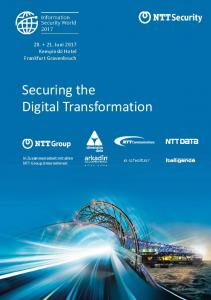 Securing the Digital Transformation