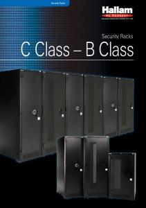 Security Racks. Security Racks. C Class B Class