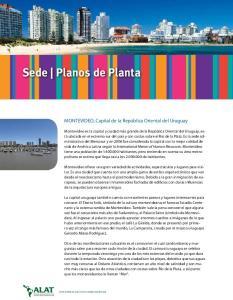 Sede Planos de Planta
