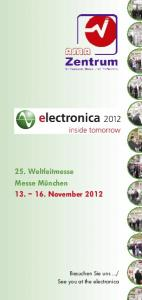 See you at the electronica