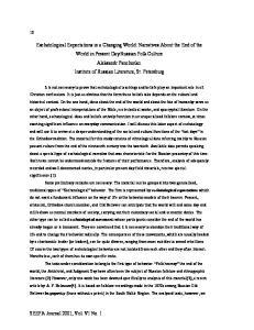 SEEFA Journal 2001, Vol. VI No. 1