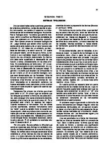 SEGUNDA PARTE SISTEMAS TIPOLOGICOS