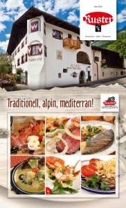 Seit Restaurant - Keller - Biergarten. Traditionell, alpin, mediterran!