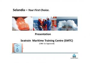 Selandia Your First Choice