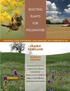Selecting. Plants. for. Pollinators